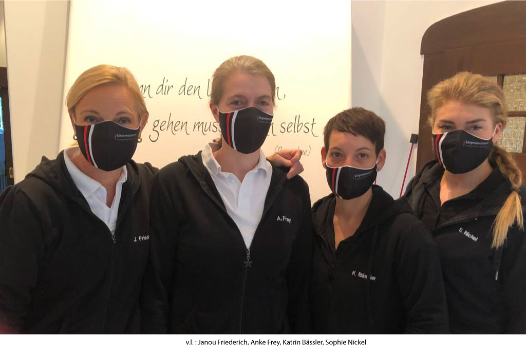 körpermeisterei-Krankengymnastik-Physiotherapie-Pforzheim-Startseite-Bild-Corona-2020-Maske--